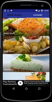 All in One Recipes poster