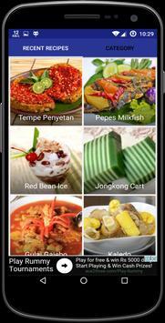All in One Recipes apk screenshot