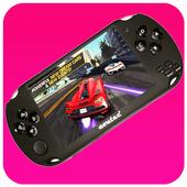 Pro PSP Emulator 2018 icon