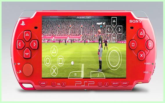 Pro PSP Emulator 2018 screenshot 1