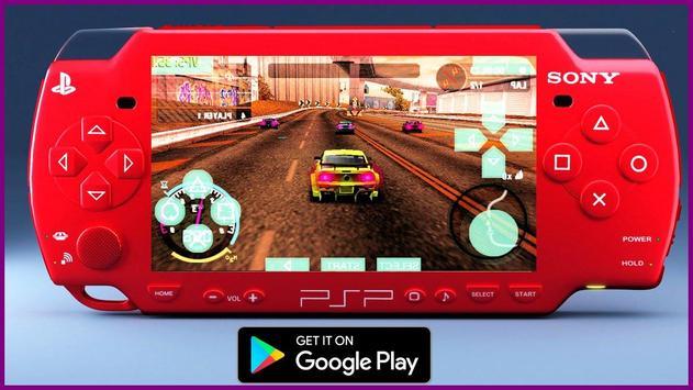 Pro PSP Emulator poster