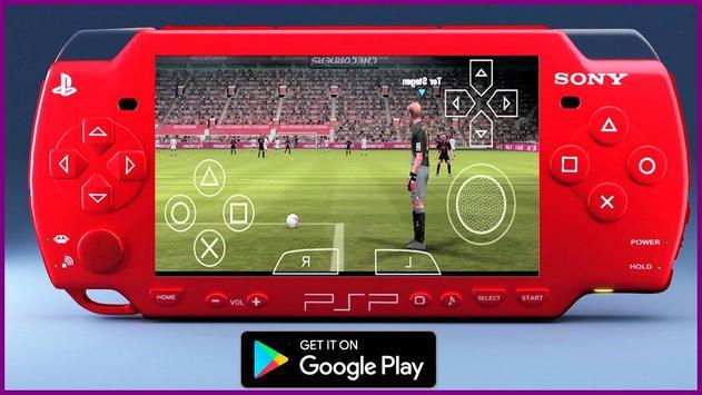 Pro PSP Emulator apk screenshot