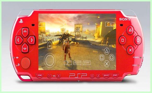 Pro PSP Emulator 2018 poster