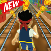 Subway Pirate Jake Surf icon