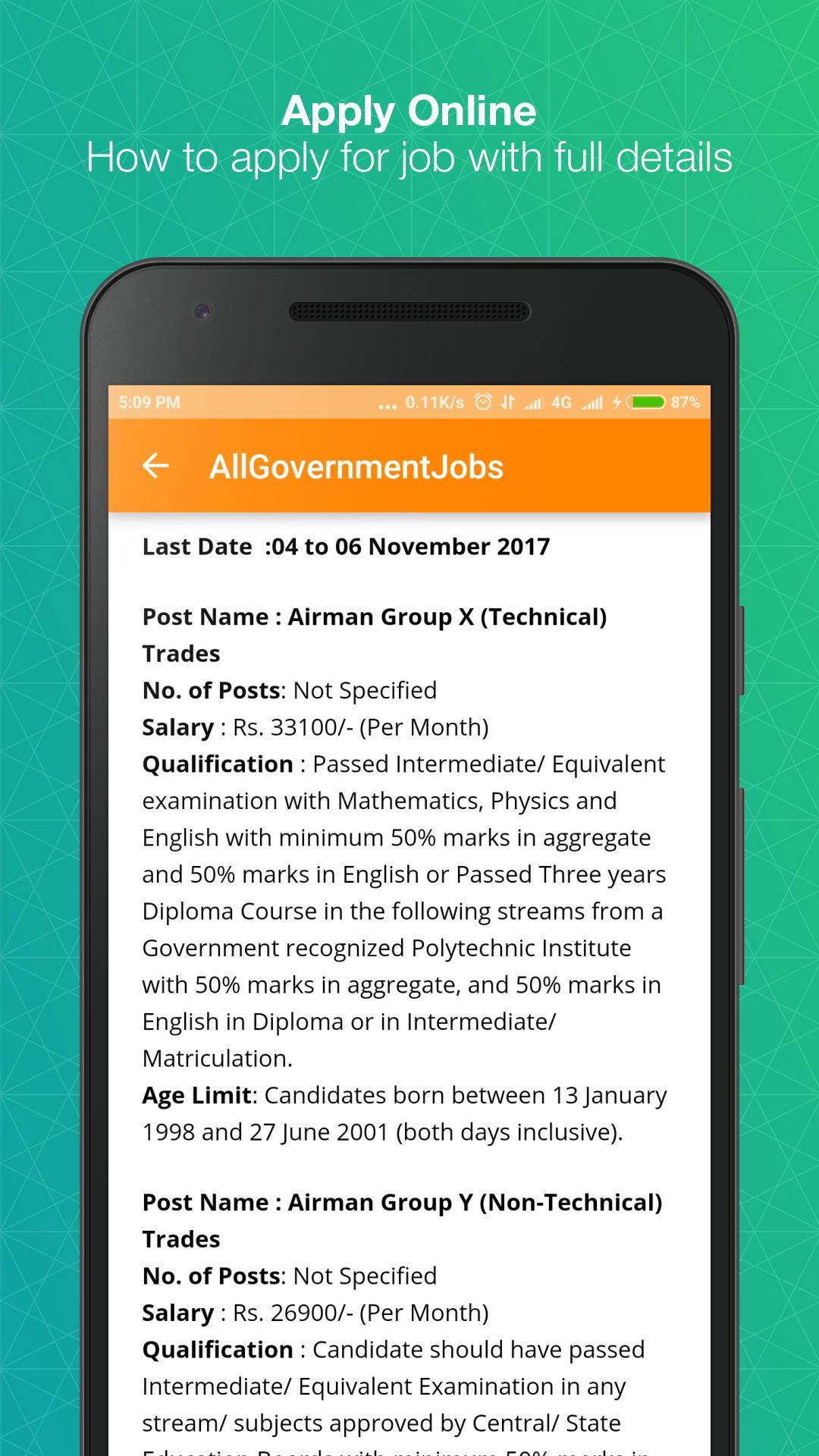 App St Iphone Screensh Naukri – Lylc