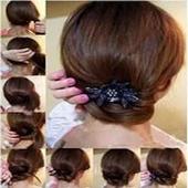Women Hair Style icon