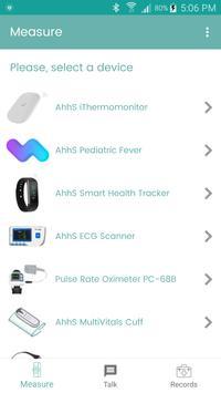 AHHS for Patient screenshot 1