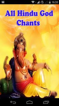 All Hindu God Chants poster