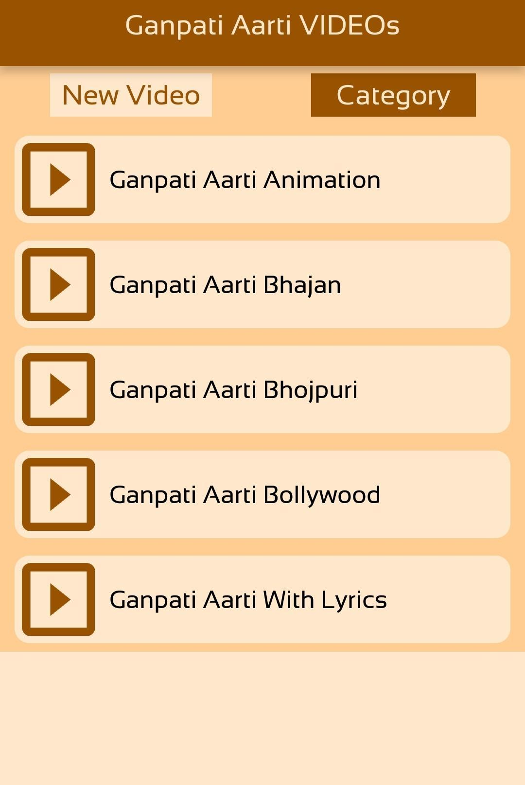 ALL Hindu GOD Video Songs (Mantras/Chalisa/Aarti) for Android - APK