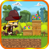 Gummy Hunter: Girl Adventure icon