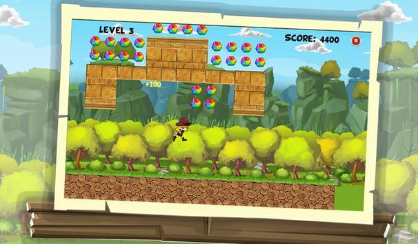 Gummy Hunter: Girl Adventure screenshot 4