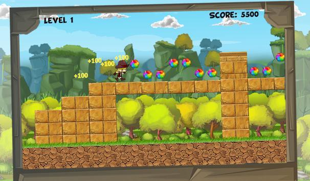 Gummy Hunter: Girl Adventure apk screenshot