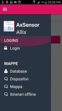 AxSensorMantova apk screenshot