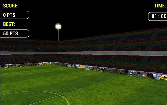 Flick To Shoot 3D apk screenshot