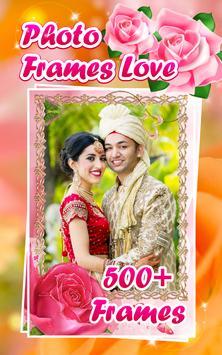 Photo Frames Love poster