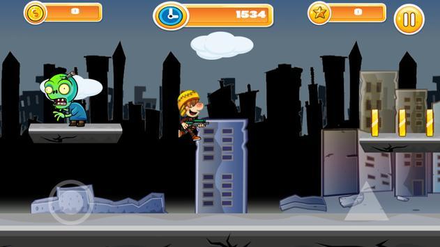 Saiyan Shooter ☠☠ apk screenshot