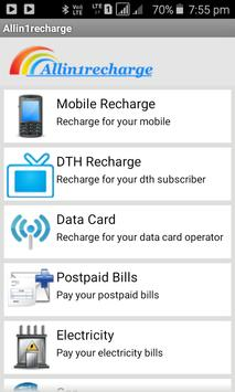 Allin1Recharge screenshot 4