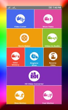 Video Editor - All in One poster