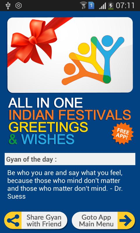 Indian festival greetings apk download free social app for android indian festival greetings poster m4hsunfo