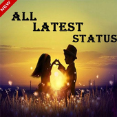 New Latest Status 2017 icon