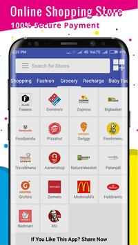 All in One Online Shopping App screenshot 3