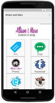 Allison and Marc apk screenshot