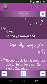 Surah Maryam Spanish for Android - APK Download