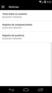 SeoTREINO apk screenshot