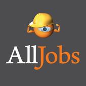 אולג'ובס AllJobs - חיפוש עבודה, לוח דרושים וקריירה icon