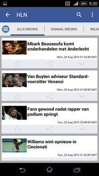 Belgium News apk screenshot