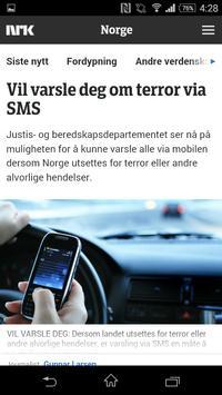 Norway News apk screenshot
