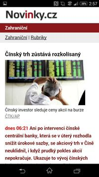 Czech News screenshot 2