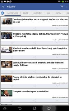 Czech News screenshot 6