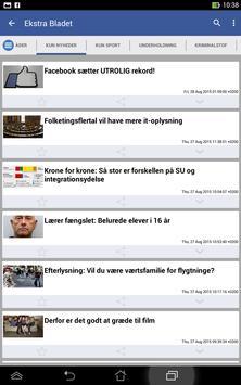 Denmark News apk screenshot