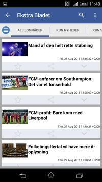 Denmark News screenshot 1
