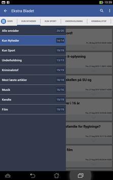 Denmark News screenshot 8