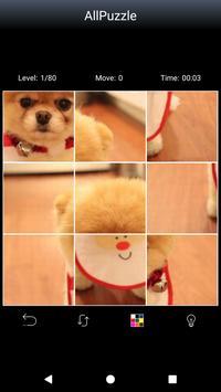 Cute Puppy Dogs - AllPuzzle apk screenshot