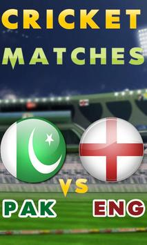 Pak vs Eng Live HD screenshot 1
