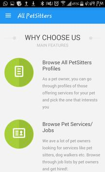 All PetSitters apk screenshot