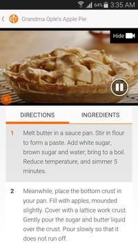 Allrecipes Dinner Spinner скриншот приложения