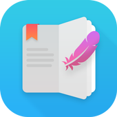 PDF & Ebook Reader With Text To Speech, ZIP Opener icon