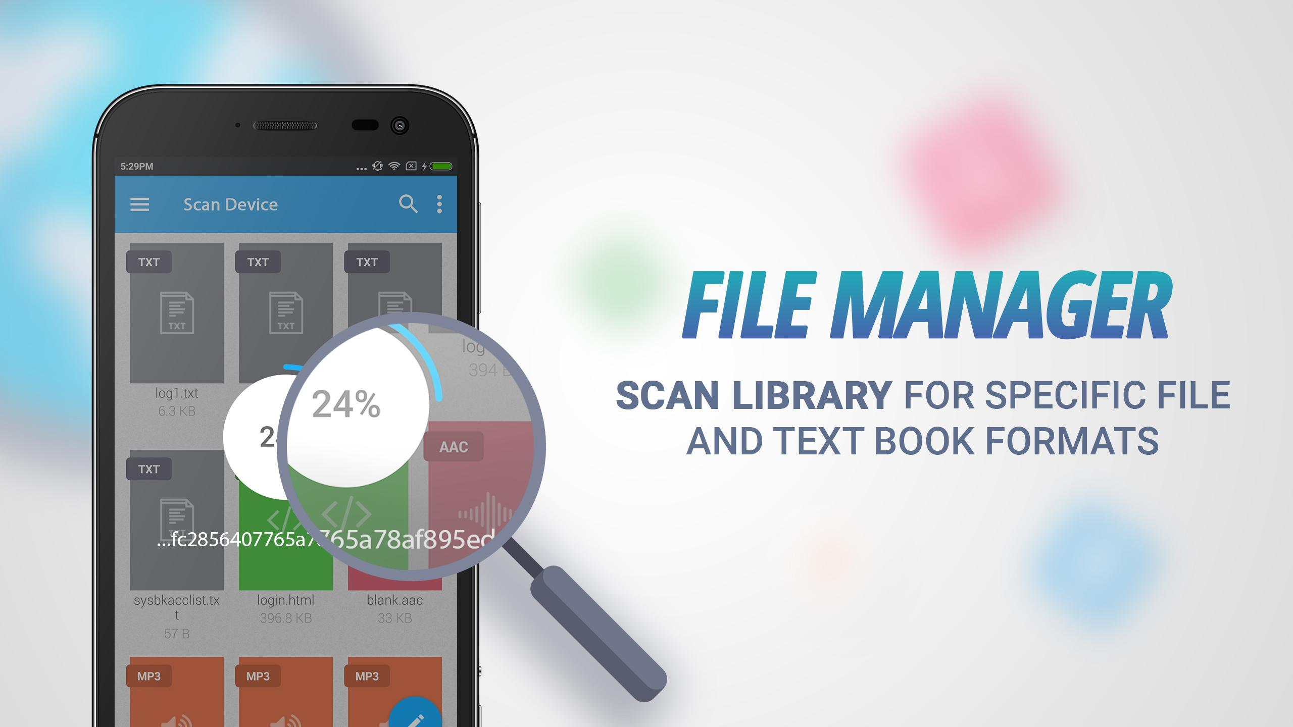 PDF & Ebook Reader With Text To Speech, ZIP Opener for Android - APK