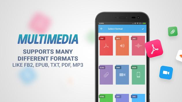 PDF & Ebook Reader With Text To Speech, ZIP Opener screenshot 8