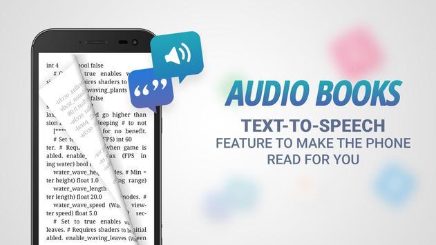 PDF & Ebook Reader With Text To Speech, ZIP Opener screenshot 9