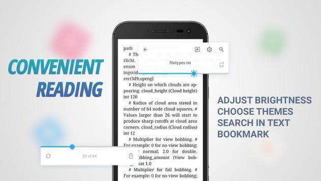 PDF & Ebook Reader With Text To Speech, ZIP Opener screenshot 2