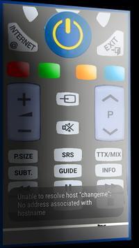 All TVs Remote Control poster