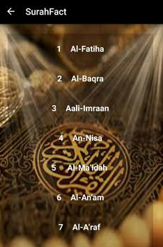 Quran Fact Game screenshot 2
