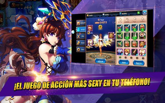 Sword of Chaos - Arma de Caos apk screenshot