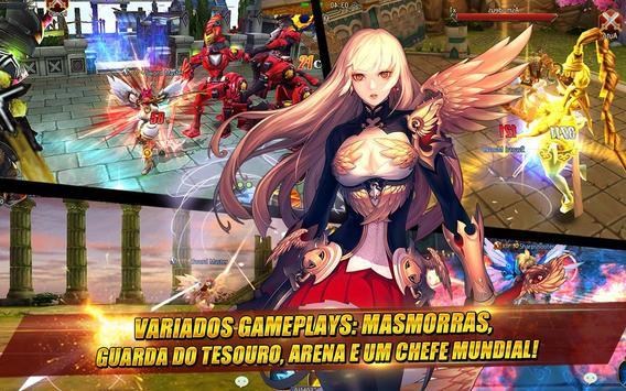 Sword of Chaos - Fúria Fatal apk screenshot