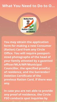Ration Card- All States screenshot 4